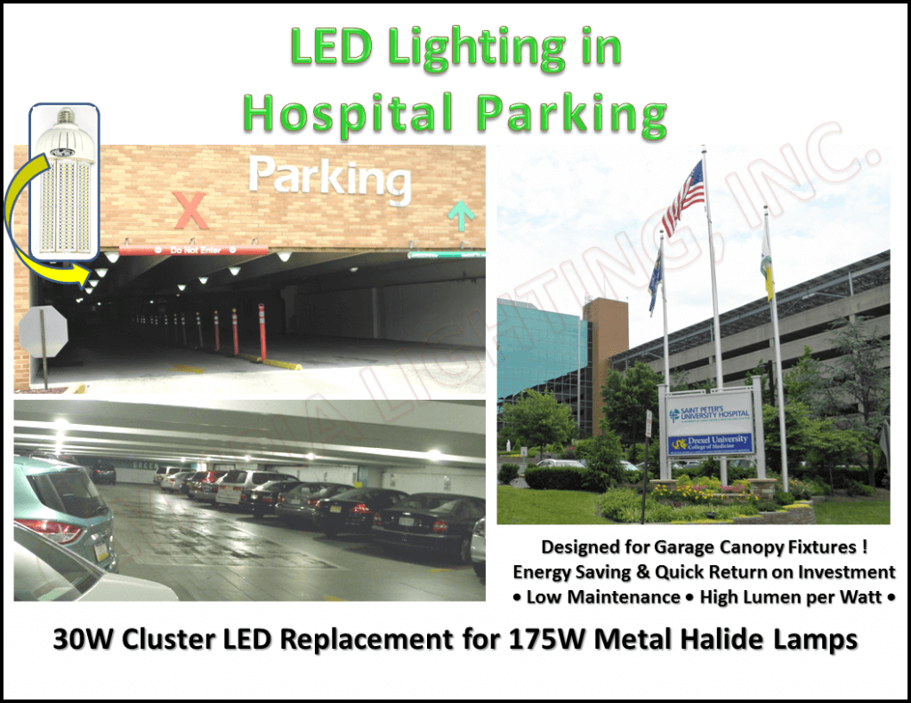 Hospital Parking Project