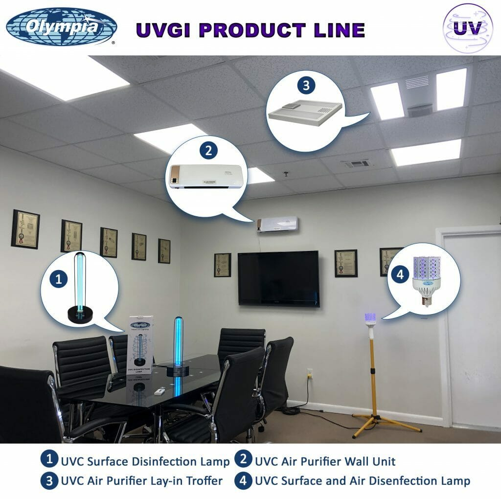 germidical uv lights